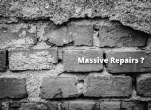 Avoid massive home repairs